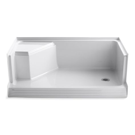 Memoirs 60 X 36 Single Threshold Right Hand Drain Shower Base