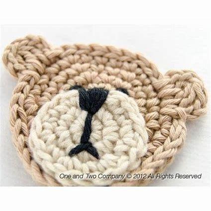Crochet Teddy Bear Pattern • Kerri's Crochet   424x424