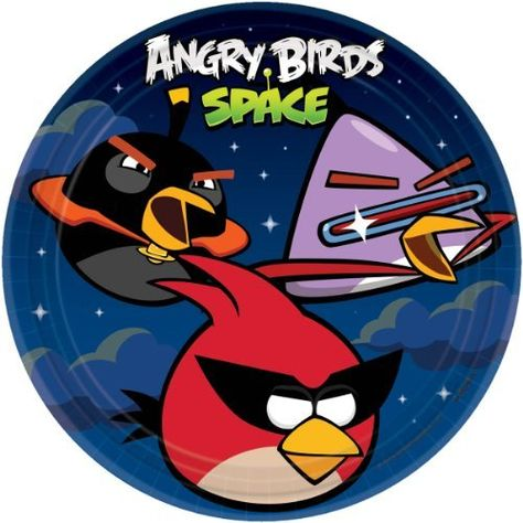 Toys & Games Party Favors Angry Birds Invitations w/ Envelopes 8ct ...