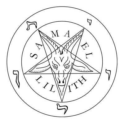 What Is A Pentacle Or Pentagram Pentagram Baphomet Word Tattoos