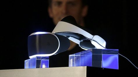 Sony unveils Project Morpheus, a virtual reality headset for the PlayStation 4
