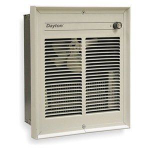 Dayton 2had6 Electric Heater 120v 11 H X 9 1 4 W For Sale Heater Electric Heater Wall Mounted Heater