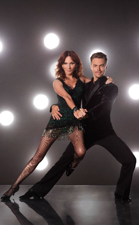 Marilu Henner and Derek Hough from Meet Dancing With the Stars' Season 23 Cast | E! Online