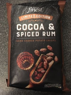 A Review A Day Todays Review Tesco Finest Cocoa Spiced