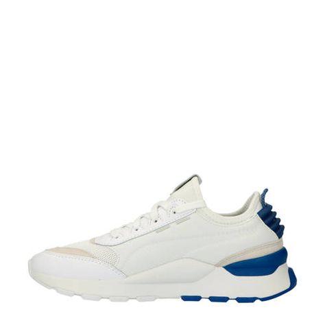 Puma RS-0 Core sneakers wit/blauw | Sneaker, Blauw, Gympen