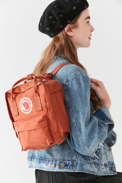 Check out Fjallraven Kanken Mini Backpack from Urban Outfitters