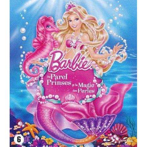 Barbie De Parel Prinses Blu Ray Prinses Barbie En Parels