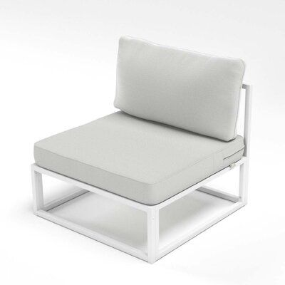 Zinus Outdoor Patio Chair With Cushions Patio Chairs Cushions