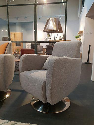 Drehsessel Hellgrau In 2020 Home Decor Recliner Chair Decor
