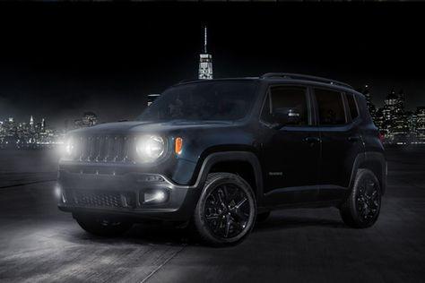Jeep Renegade Night Eagle Met Afbeeldingen Compacte Suv Jeep
