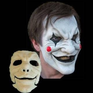 Clowns, jesters, jokers and fools… any thing could possibly want, you can make out of The Jester. A long nose, jutting chin and wickedly arched brows make this appliance a must have for any evil prank