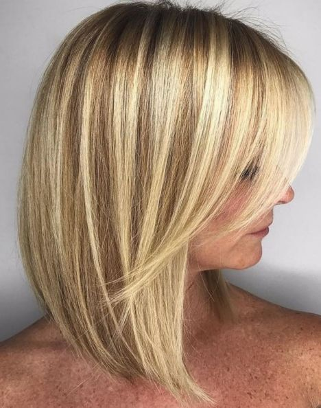 70 Perfect Medium Length Hairstyles For Thin Hair In 2020 Medium Length Hair Styles Hair Styles Long Hair Styles