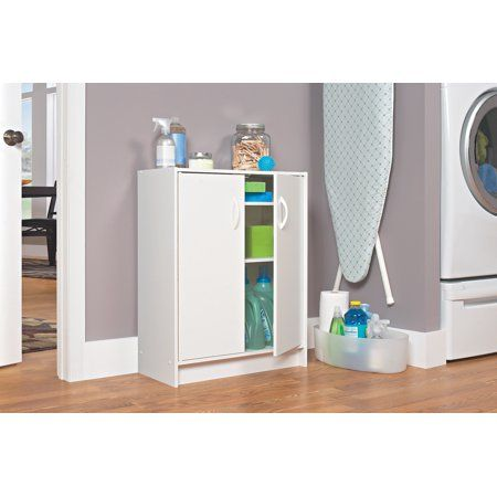 Closetmaid 2 Door Stackable Cab Organizer Walmart Com Closetmaid Door Organizer White Storage Cabinets
