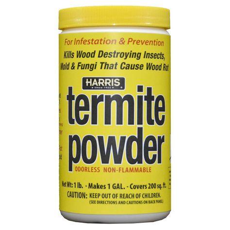 Orange Oil Termite Treatment