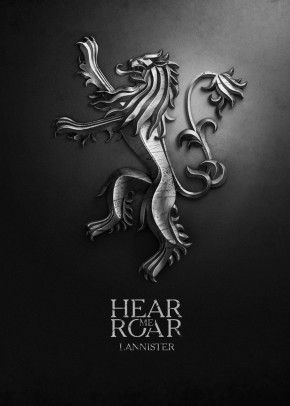 Game Of Thrones Lannister Fantasy Poster Print Metal Posters In 2020 Game Of Thrones Poster Game Of Thrones Art Game Of Thrones Houses