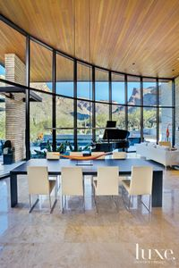 It is all about balance when architect Kevin B. Howard teams up with interior designers John Senhauster, FAIA and Jane Keller to make this beautiful Tucson home. Seen in our Arizona Spring 2012 issue.