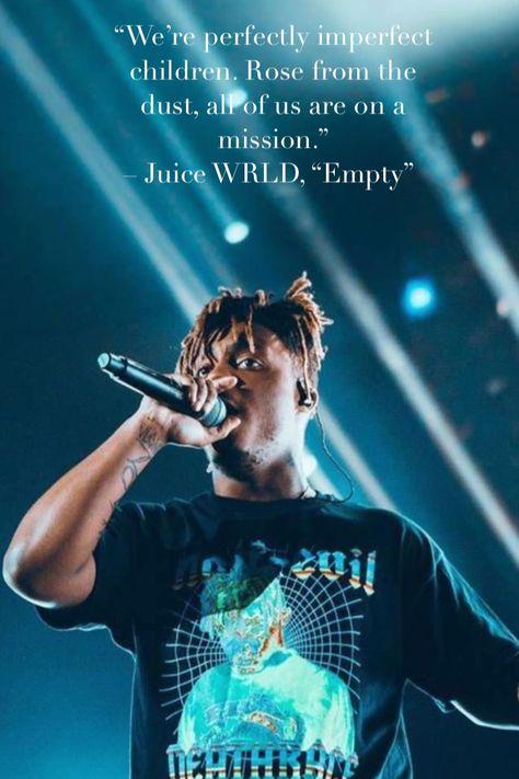 Xxxtentacion Quotes, Rapper Quotes, World Quotes, Lyric Quotes, Juice Rapper, Juice Quotes, Victim Quotes, Instagram Caption Lyrics, Blue Juice