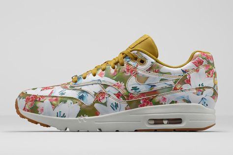 innovative design 8b628 1ab1e The Latest Nike Air Max 1 City Collection Goes Floral - Page 6 of 7 -  SneakerNews.com