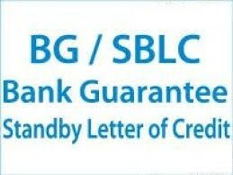 Financial Service Provider offering Bank Instruments BG Bank