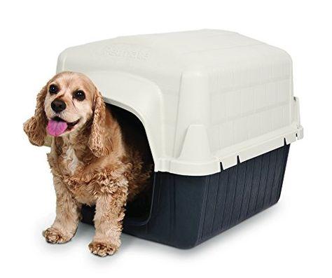 Petmate Barnhome 3 15 25lbs Doskocil Indoor Dog House Indoor