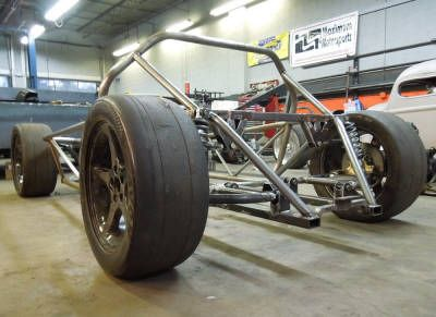 Tube chassis mid-engine | Custom&kit cars/ hot&rat rods | Tube