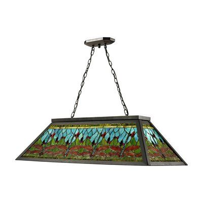 Dale Tiffany Pool Table Light Th12406 Glade Pool Table Hanging
