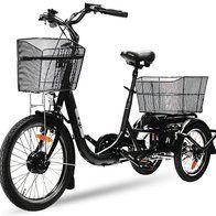 E Go Dreirad Swing Compact 250w Eco Pedelec E Bike 20 Zoll