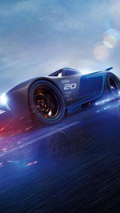 Cars 3 (2017) Phone Wallpaper | Moviemania