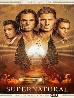 Baixar Supernatural 15ª Temporada Mp4 Dublado E Legendado