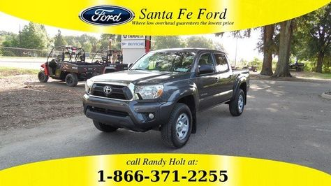 Used Toyota Tacoma PreRunner 2013 For Sale Gainesville FL - 35504A