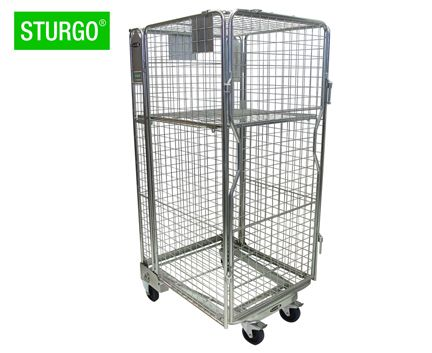 STURGO Nestable Roll Cage Trolley  Buy Trolleys / Carts