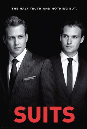 Suits - One Sheet Poster at AllPosters.com