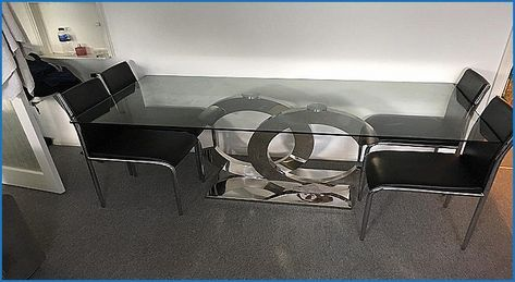 Countermoon Org Glass Top Dining Table Beautiful Dining Rooms Dining Table Decor