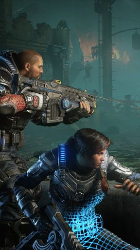 Download Gears 5 Mobile Wallpaper For Your Android Iphone