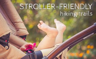 Stroller Friendly Hiking Trails In The Smokies