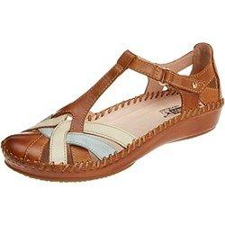 Pikolinos P. Vallarta 655 amazon shoes marroni Pelle