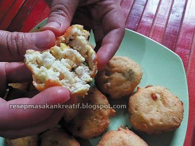 Resep Perkedel Tahu Enak Cukup Sederhana Saja Resep Masakan Indonesia Resep Masakan Makanan