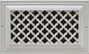 30 X 20 Ribbon Resin Vent Cover Decorative Vent Cover Decorative Grilles Wall Vents
