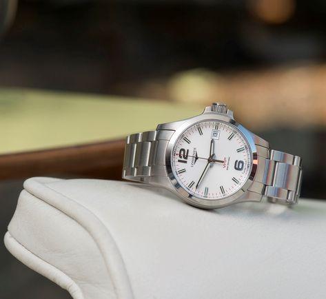 Novinka!!! Luxusní pánské hodinky Longines Conquest✨  83e2ae34636