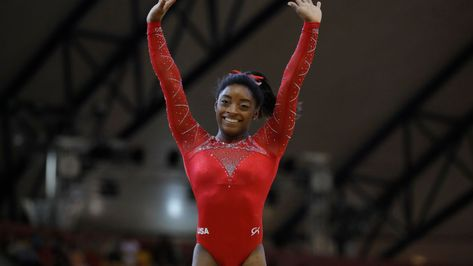 Simone Biles Is Now The Most Decorated Female Gymnast In