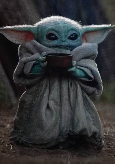 Wallpapers Are One Of The Best Things You Can Customize Your Iphone Home Screen Lockscreen This Image Baby Yoda Back Yoda Wallpaper Iphone Wallpaper Wallpaper