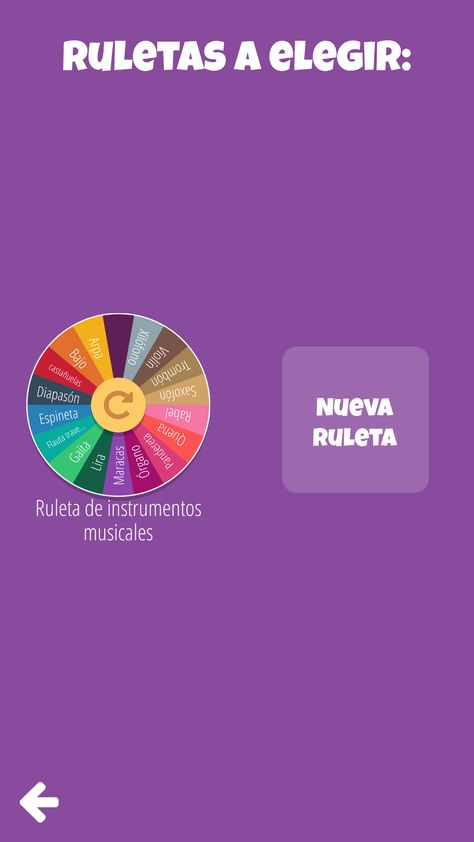 10 Ideas De Ruleta De La Suerte Ruleta De La Suerte Clase De Musica Educacion Musical
