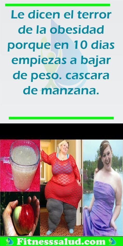 bebidas para bajar de peso en 10 dias