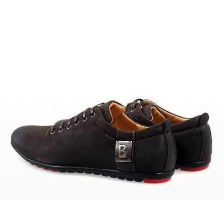 Brazowe Meskie Polbuty Wf933 3 Dress Shoes Men Oxford Shoes Dress Shoes