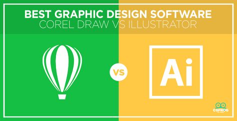 Best Graphic Design Software of 2018 | CGfrog
