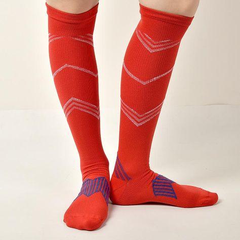 compression Slim Leg Support Knee High...