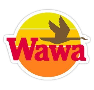 Wawa Sticker Wawa Aesthetic Stickers Arizona Logo