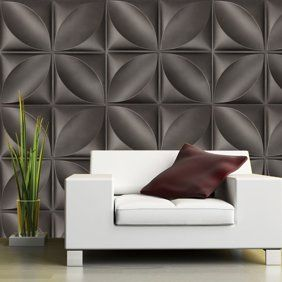 Decorative 3d Wall Panels Textured Wall Design Board Pack Of 12 Tiles 32 Sq Ft Tv Sofa Background Living Ro White Paneling 3d Wall Panels White Brick Wallpaper