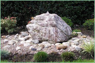 Quellstein Im Garten 1 Wasserspiel Garten Garten Bachlauf Im Garten