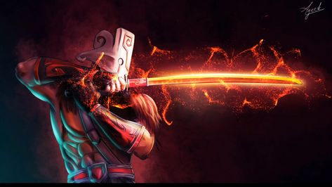 Dota 2 Juggernaut Gaming Wallpaper